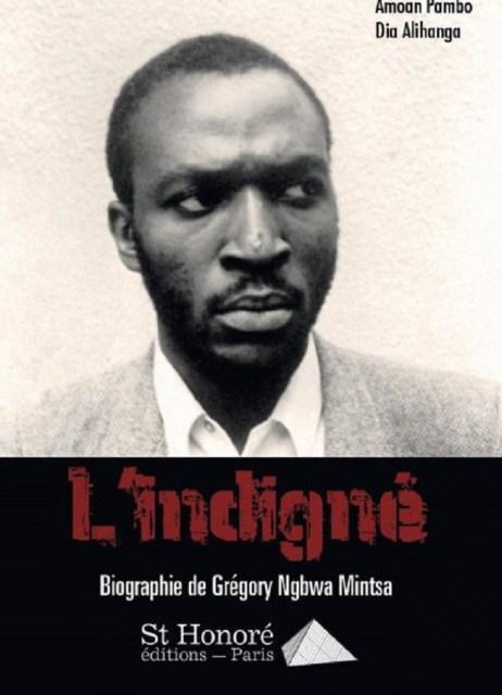 La première de couverture de «L'indigné». © D.R.