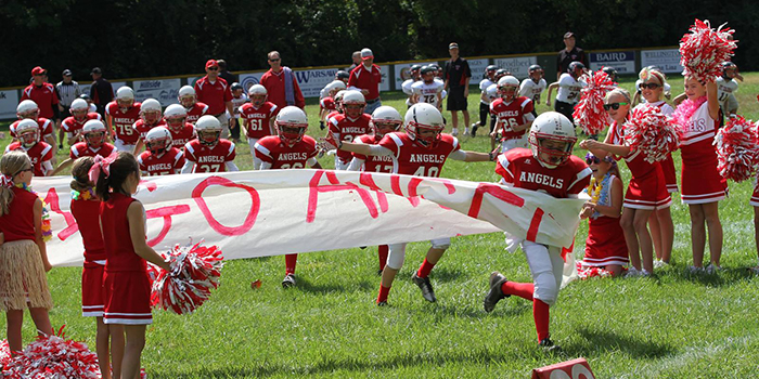 Guardian Angels Football