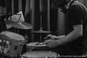 DRESCH MIHÁLY feat. GÁSPÁR KÁROLY TRIÓ @ BÚGÓCSIGA / 4 © Gabor Suveg