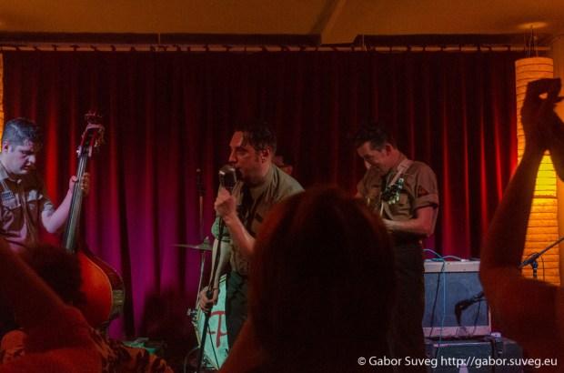 Ed Philips and the Memphis Patrol koncert / Support: Johnny Favourit' (A/HU) @ Búgócsiga Akusztik Garden / 10 © Gabor Suveg