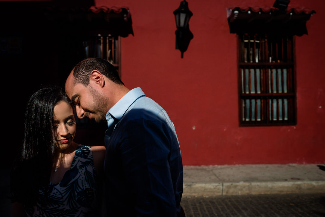 engagement Cartagena Colombia photography session