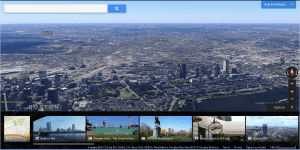 The New Look Of Google Maps – Tilt View