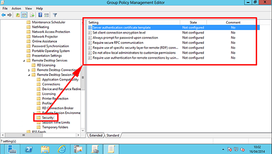 Windows Server 2012 – Secure RDP Access with Certificates | Blog of