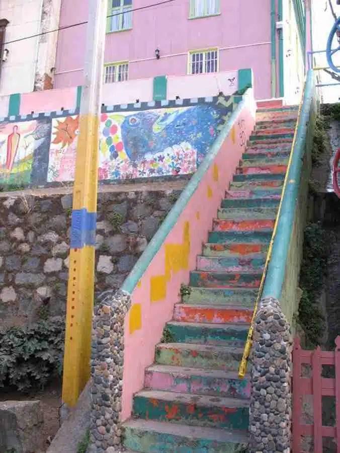 Escala en Valparaíso Gabriela Encina