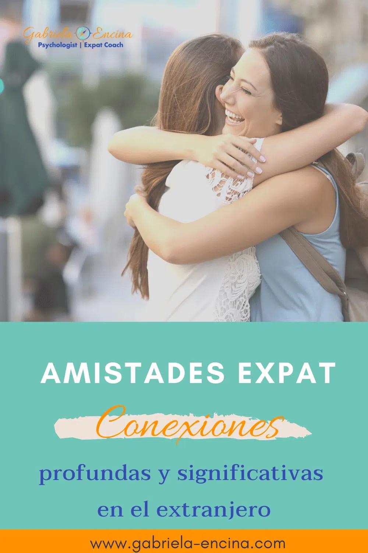amistades expat profundas y significativas