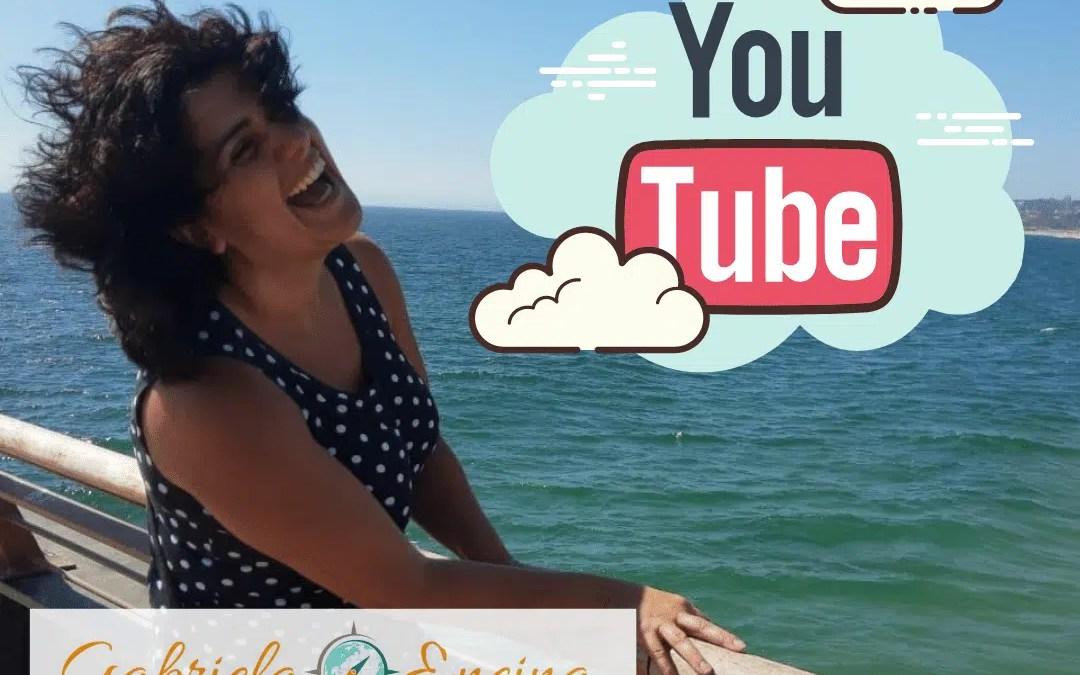Canal de YouTube de Gabriela: Tips y consejos para tu Vida en el Extranjero