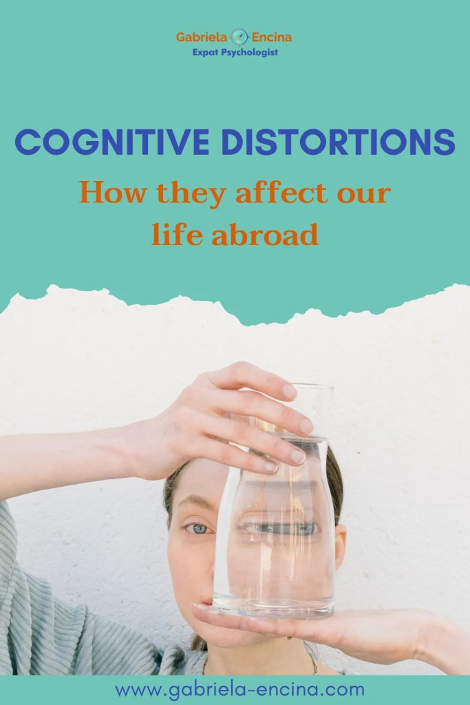cognitive distortion affects on expat life