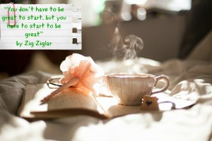 So I take another sip of tea and slowly enjoying and fully feeling the subtle taste of green tea. It is my usual first tea in the morning and the warmth of it relaxes my inner world. www.gabriela.green