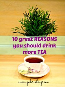 10 great reasons you should drink tea