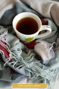 5 Surprising Teas for Sore Throat -Ginger Parsley Garlic Turmeric Apple Cider Vinegar - www.gabriela.green