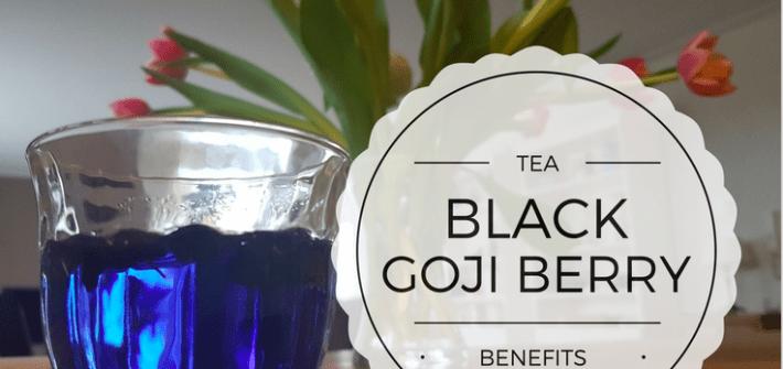 Black Goji Berry Tea Benefits | Gabriela Green | www.gabriela.green