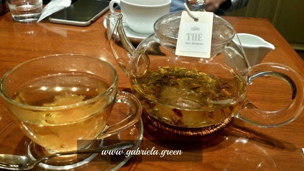 Cherry Blossom Tea | Sakura | Tea Benefits | www.gabriela.green