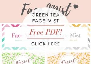 Green Tea Face Mist Download - Gabriela Green - www.gabriela.green copy