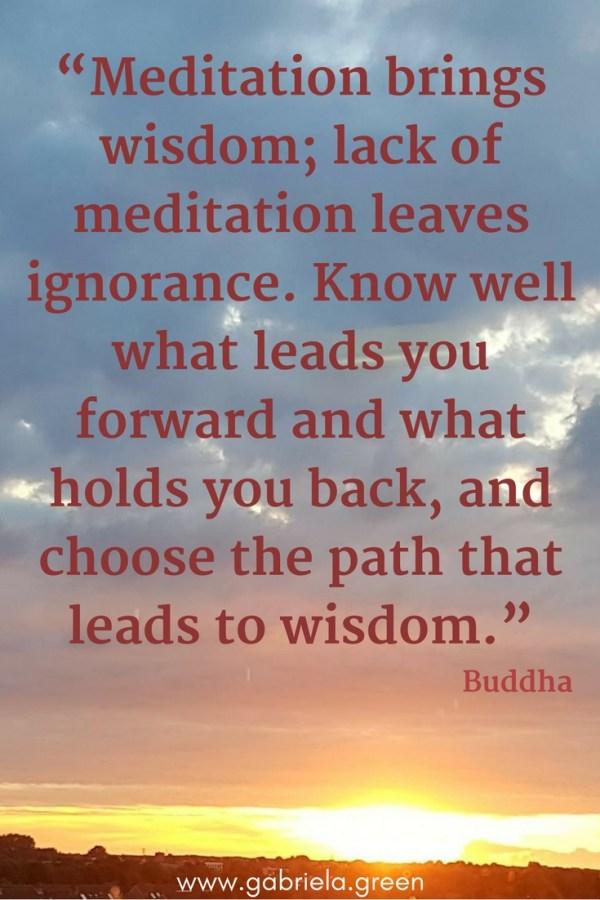 Buddha Quotes- Gabriela Green - www.gabriela.green