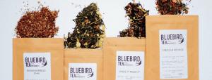 Bluebird Tea Co.'s Autumn Collection | Gabriela Green Blog Tea Round-up