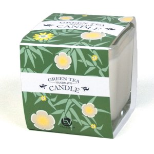 green-tea-candle Gift Ideas For Tea Lovers