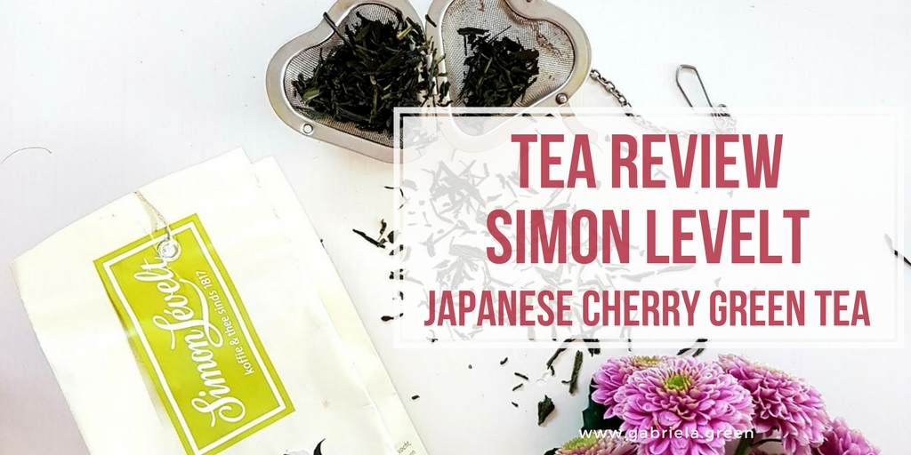 Tea review_ Simon Lévelt Japanse Kers (Japanese cherry) www.gabriela.green