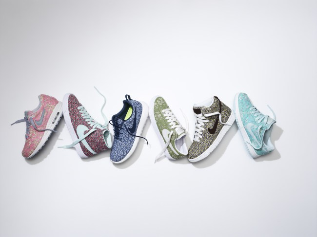 The NIKEiD Liberty Collection