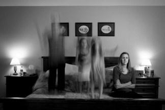 gabriela fine art photography- portrait of a woman as a mother, Alison