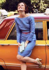 Blair II - Vestido Azul