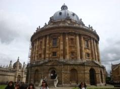 Biblioteca da Universidade de Oxford