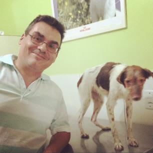 Professor Francisco Mafra e Princesa
