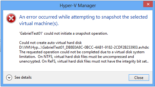 Hyper-V on Windows 8 | GabrielBeaver me