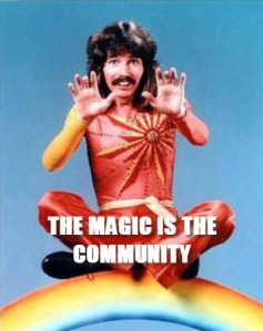 The Magic Is The Community: vExpert 2013