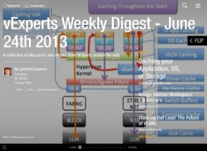 vExperts Weekly Digest – June 24th 2013