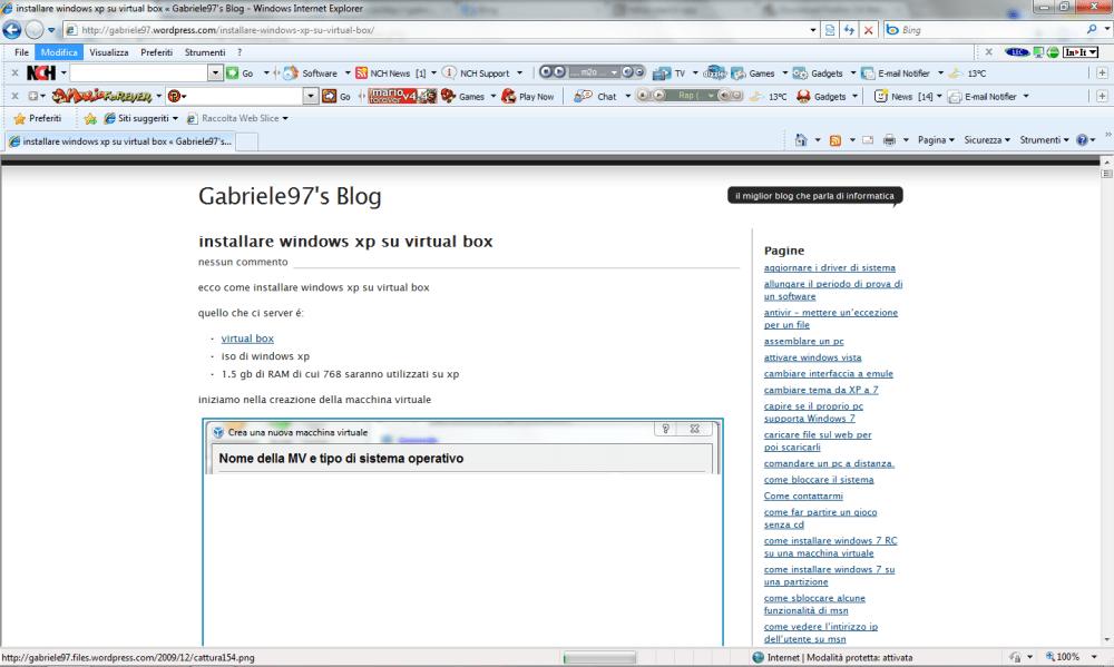 vedere la sorgente HTML di una pagina Web (5/6)