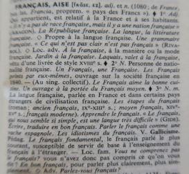 Franzoesisch