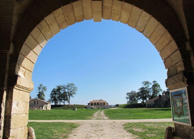 Festung Cussac Medoc