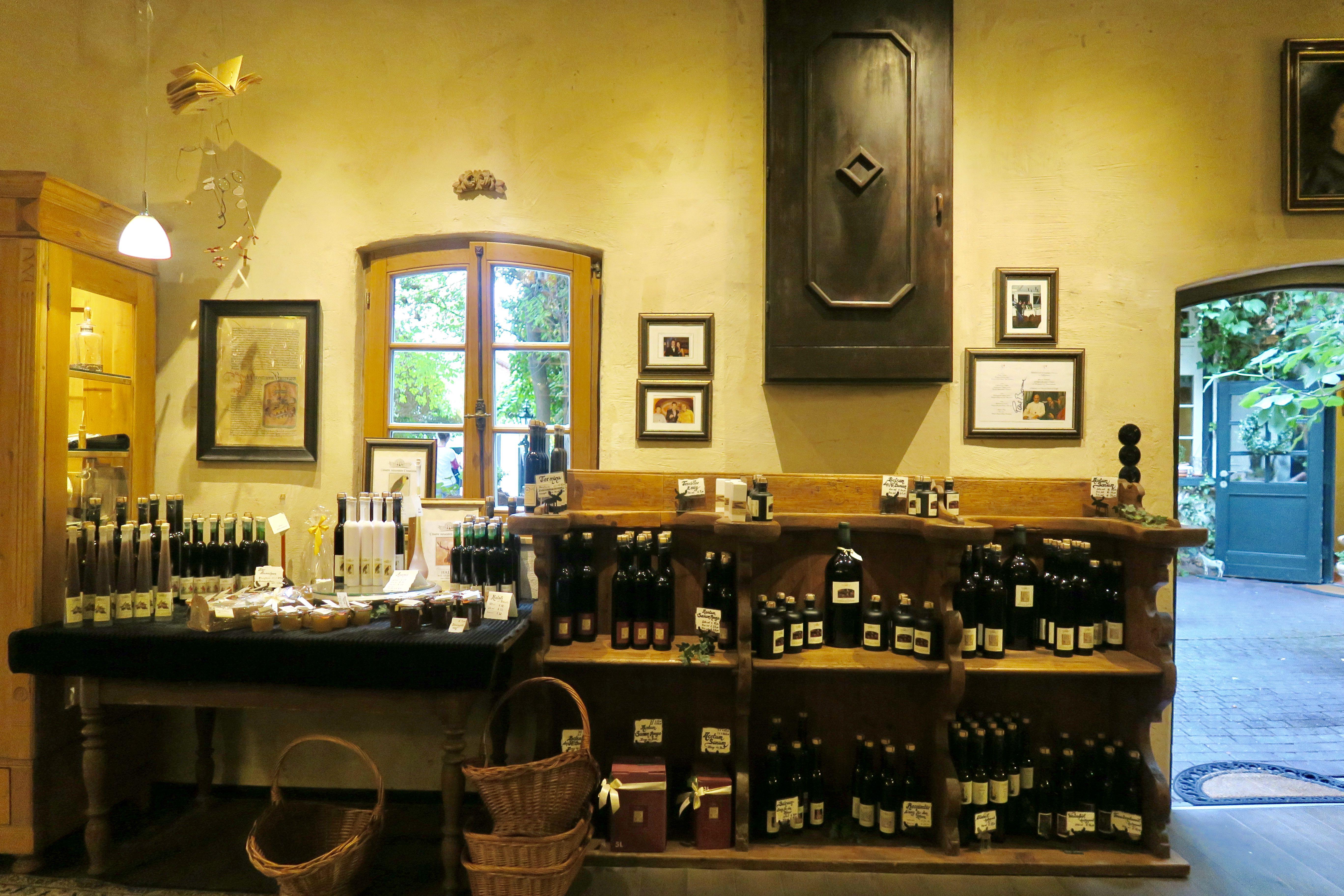 Weinessiggut Venningen Pfalz