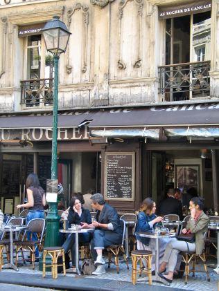 Paris Rue Montorgueil