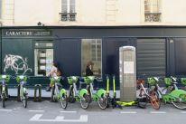 Leihräder Paris