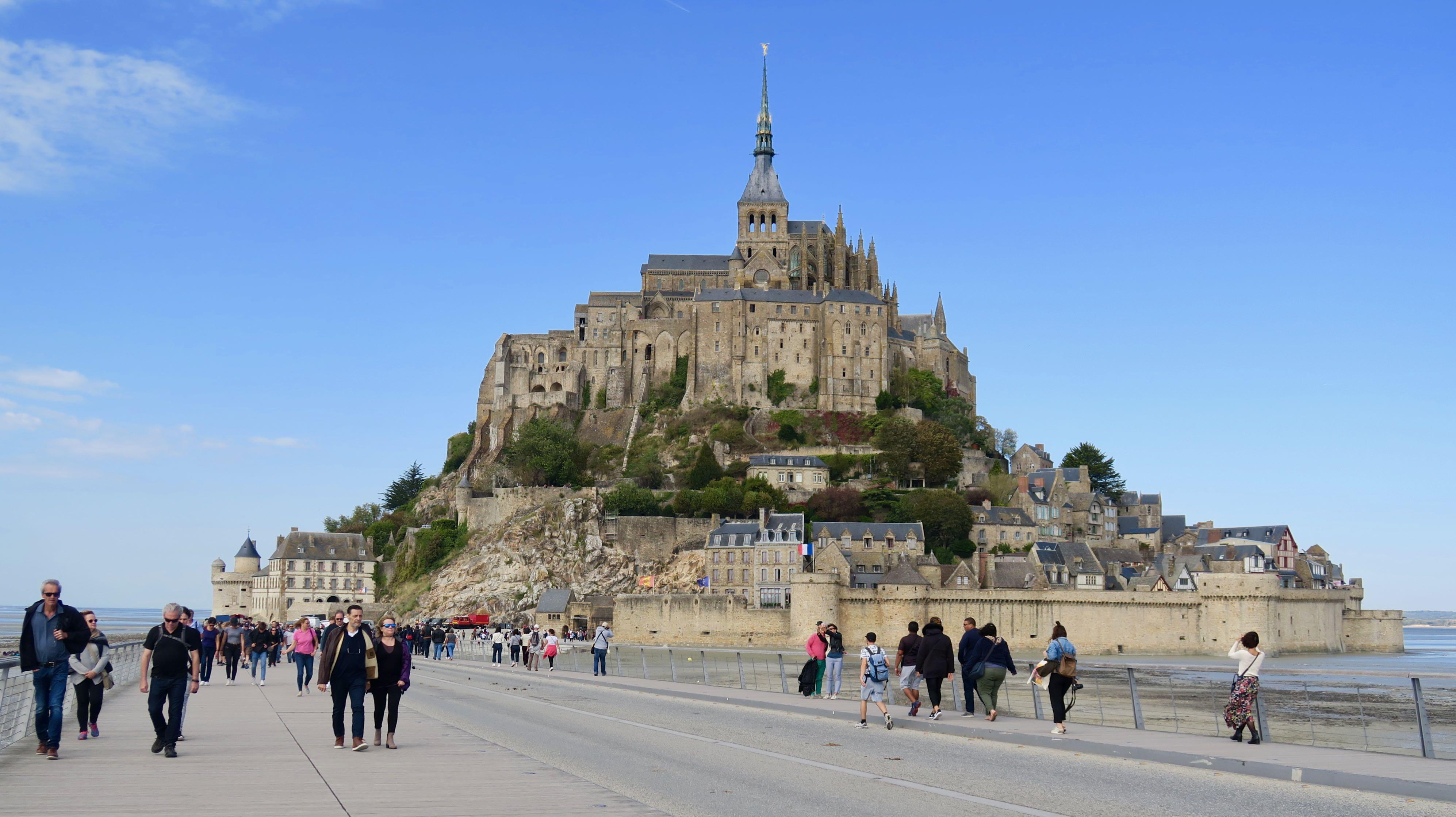 Welterbe Mont Saint-Michel