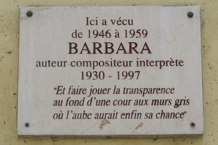 Barbara Wohnung