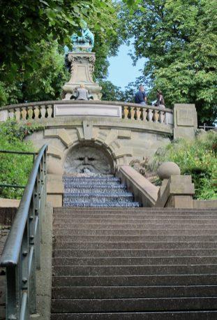 Galatea-Brunnen