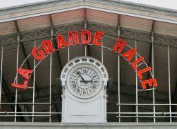 Paris Parc de la Villette Grande Halle