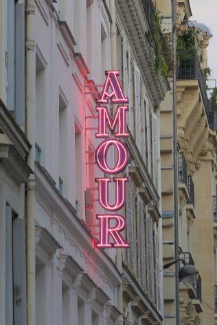 Paris Hotel Amour