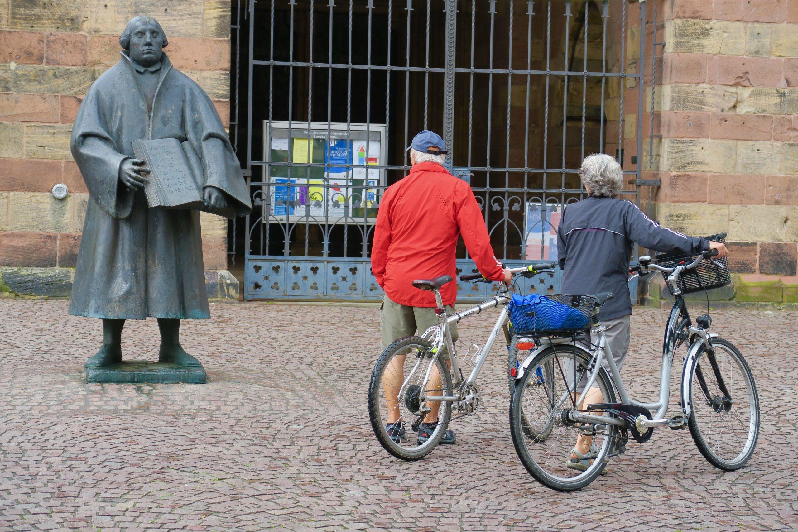 Radfahren Pfalz