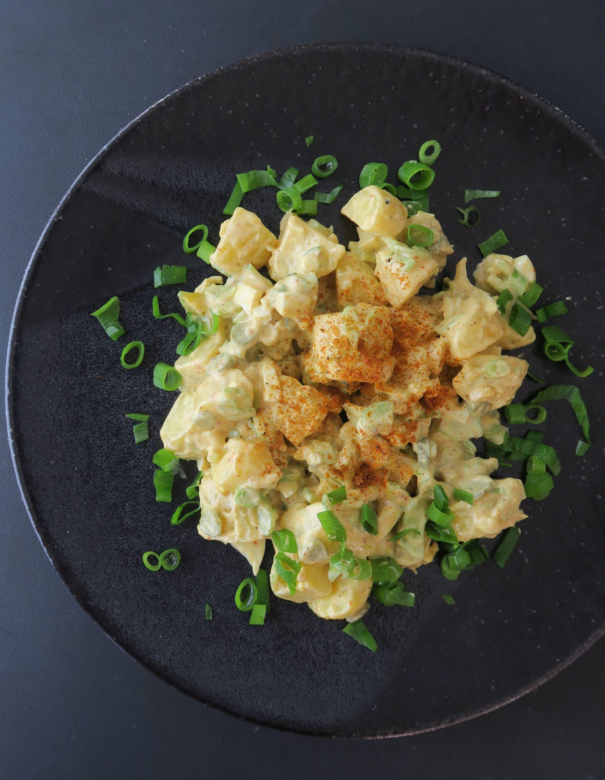 Cajun-Kartoffelsalat