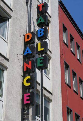 Typo Köln Belgisches Viertel