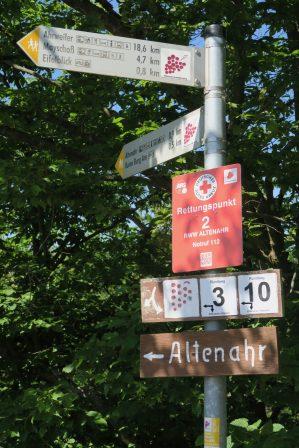 Ahrtal Rotweinwanderweg