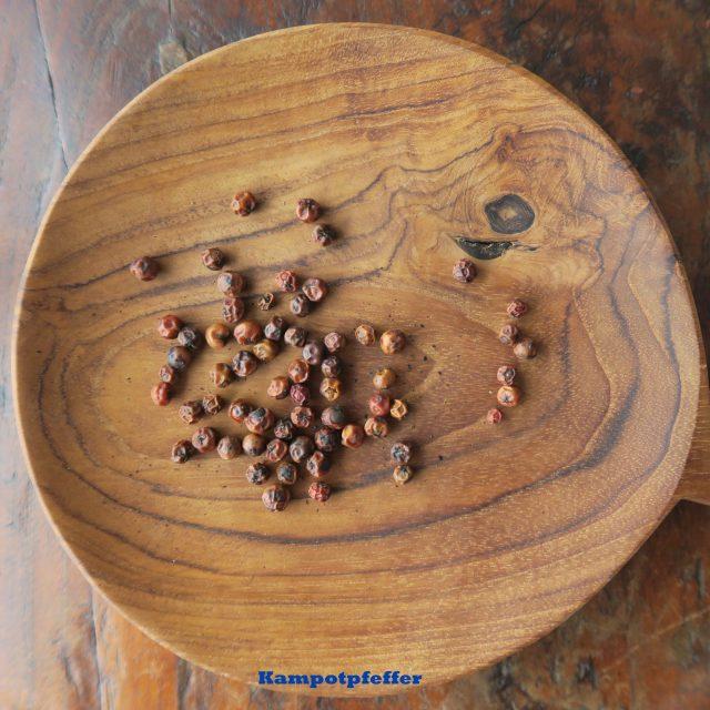 Kampotpfeffer rot