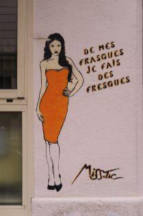 Miss.Tic Paris Street-Art