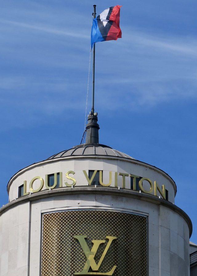 Paris Vuitton Champs-Elysées