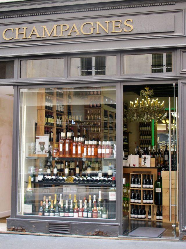 Paris Champagner