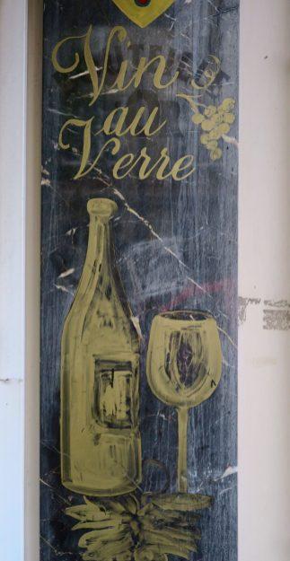 Paris Weinhandlung