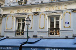Paris Rocher de Cancale